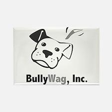 BullyWag, Inc. Rectangle Magnet