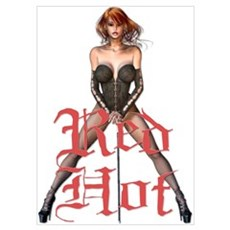 Red Hot Poster