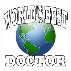 WORLD'S BEST DOCTOR Poster