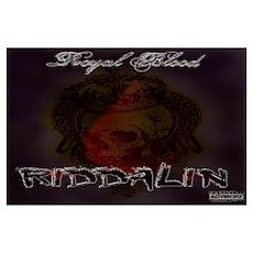 Riddalin Royal Blood Poster