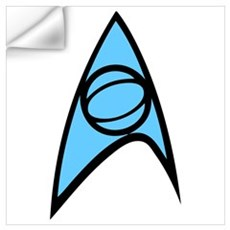 Star Trek Science Logo Wall Decal