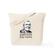 Warren Buffett Tote Bag