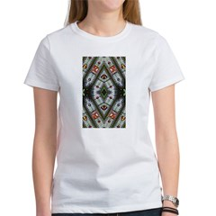 Stained Glass Abstract 2 Tee