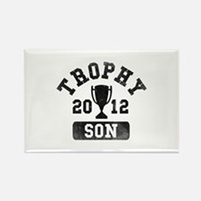 Trophy Son 2012 Rectangle Magnet