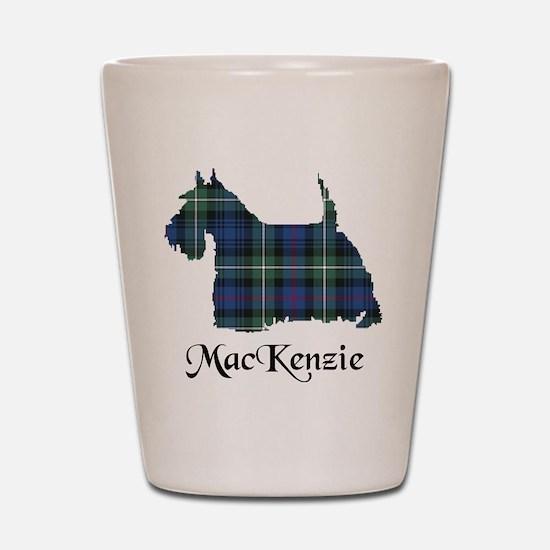 Terrier-MacKenzie Shot Glass