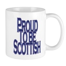 Proud to be Scottish Mug