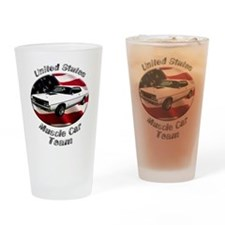 Ford Torino Cobra Drinking Glass