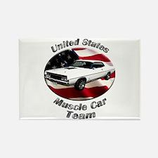 Ford Torino Cobra Rectangle Magnet (10 pack)