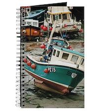 Penzance Fishing boats Journal