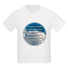 """Leonardo Da Vinci Quote"" Kids T-Shirt"