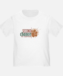 Cute Second chance pet adoptions T