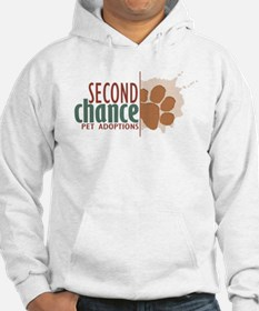 Cute Second chance ranch equine rescue Hoodie