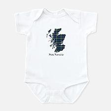 Map-MacKenzie Infant Bodysuit