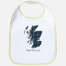 Map-MacKenzie Cotton Baby Bib