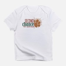Funny Second chance ranch equine rescue Infant T-Shirt