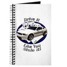 Ford Mustang GT Journal