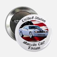 Dodge Challenger SRT8 2.25 Inch Button (10 pack)
