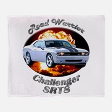 Dodge Challenger SRT8 Throw Blanket