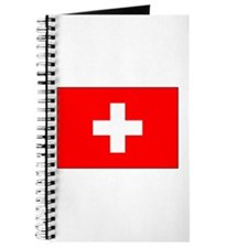 Swiss Flag for Swiss Pride Journal