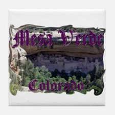 Mesa Verde Tile Coaster