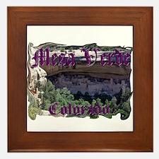 Mesa Verde Framed Tile
