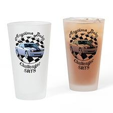 Dodge Challenger SRT8 Drinking Glass