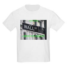 wall $treet T-Shirt