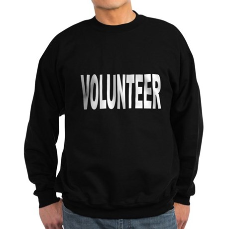 Volunteer Sweatshirt (dark)