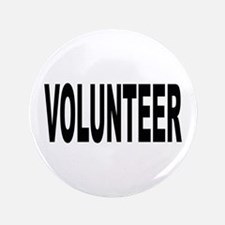 "Volunteer 3.5"" Button (100 pack)"