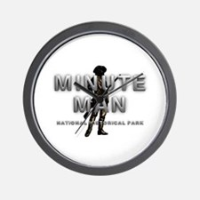 ABH Minute Man Wall Clock