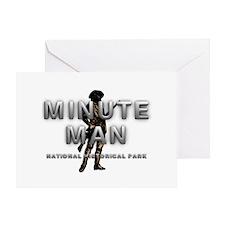 ABH Minute Man Greeting Card
