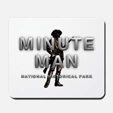 ABH Minute Man Mousepad