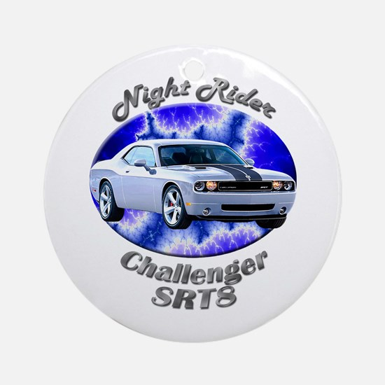 Dodge Challenger SRT8 Ornament (Round)