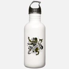 Campbell Tartan Lion Water Bottle