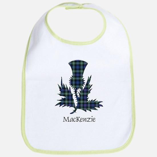 Thistle-MacKenzie Cotton Baby Bib