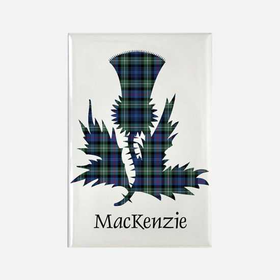 Thistle-MacKenzie Rectangle Magnet