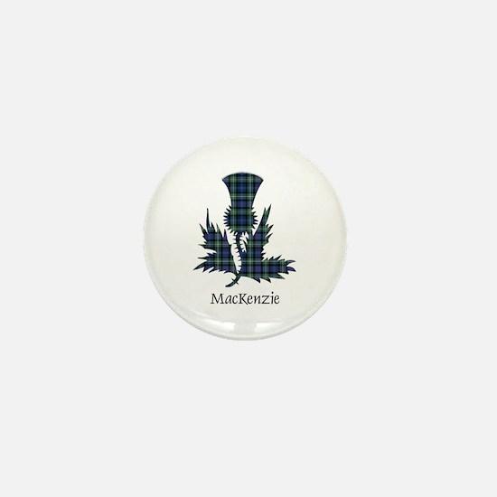 Thistle-MacKenzie Mini Button