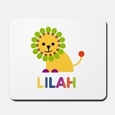 Lilah the Lion Mousepad