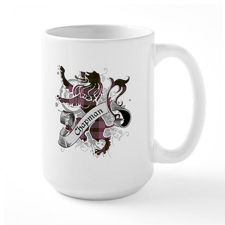 Chapman Tartan Lion Large Mug
