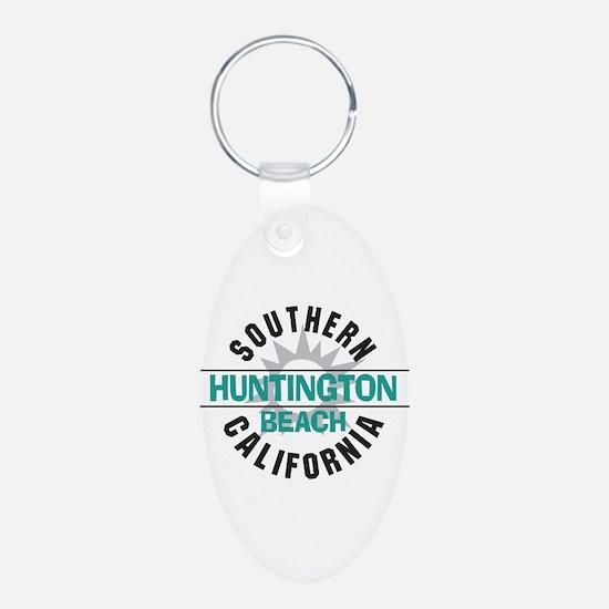 Huntington Beach California Keychains