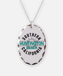 Huntington Beach California Necklace