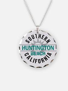 Huntington Beach California Necklace