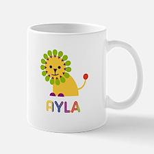 Ayla the Lion Mug