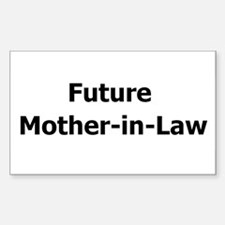 Future Mother-in-Law 2 Decal