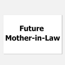 Future Mother-in-Law 2 Postcards (Package of 8)