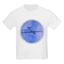 Leonardo da Vinci Quote Kids T-Shirt