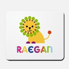 Raegan the Lion Mousepad