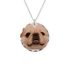Tater The Pekingese Necklace