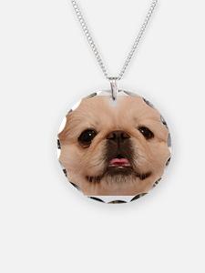 Tater The Pekingese Necklace