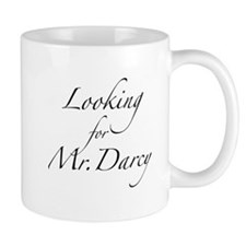 Looking for Mr. Darcy Mug